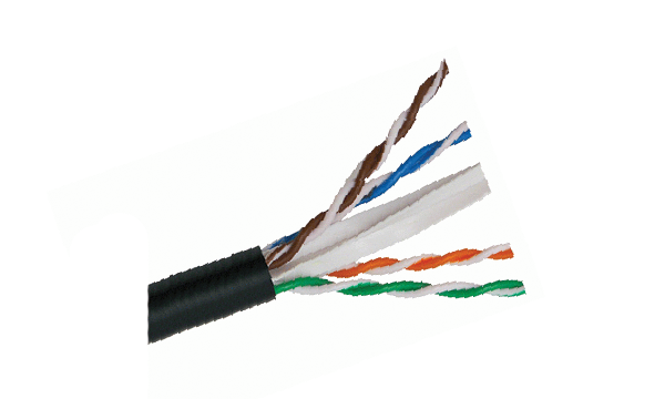 EXT Cat6 UTP 23AWG Cable