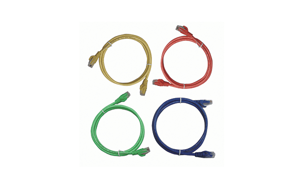 0.5MTR Cat5e UTP Patch Cord - PVC