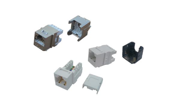 Cat6a connectors
