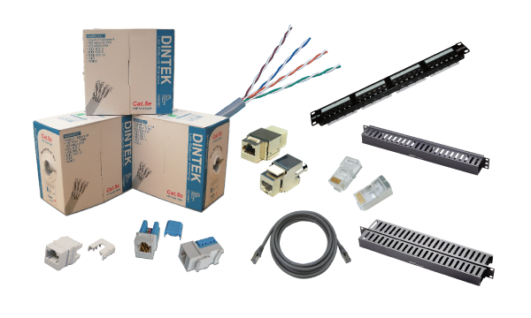 Category 5e Cabling Systems