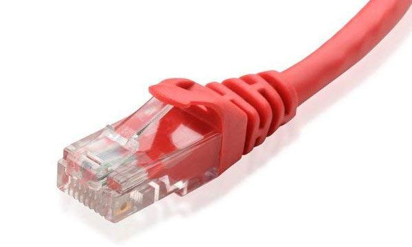 0.5m PowerMAX™ Cat 6 U/UTP Stranded Patch Cord - Red